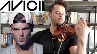 Wake Me Up Violin Cover - Avicii Tribute