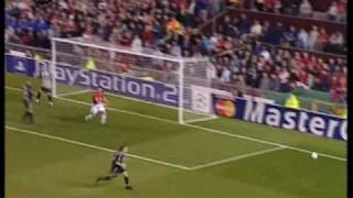 The Legend Ronaldo vs Man Utd - Season 02/03