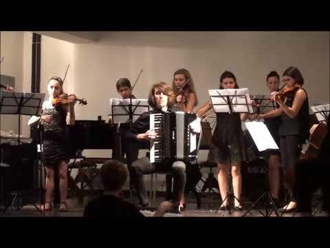 1° Tempo Inverno di Vivaldi
