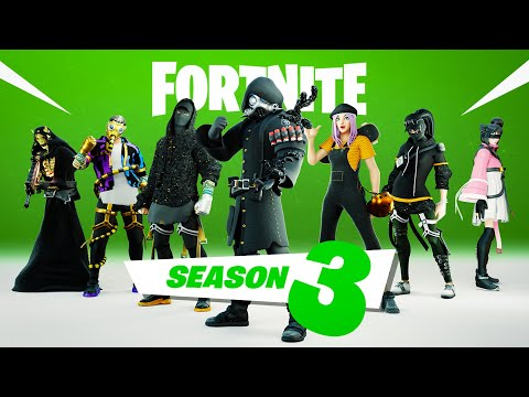 CHAPTER 2 - SEASON 3 (Fortnite Battle Royale)