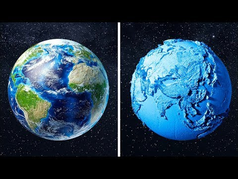 What Would Happen If All Ice On Earth Melted?