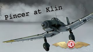 "IL-2 Battle of Stalingrad - ACG Campaign ""Pincer at Klin"" - 7./StG1"