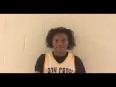 Sun Journal Female Athlete of the Week Mar. 5-11 - Pamlico County's Chaniya Dudley