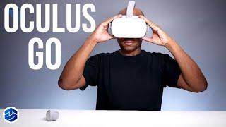 Oculus Go Standalone VR Headset Explained