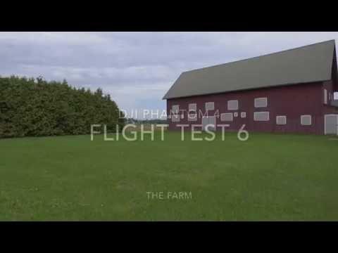 Phantom 4 Experimental  Farm Ottawa