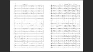 大学の授業に使う教材として作成。演奏難易度は低く、合奏して楽しい編...