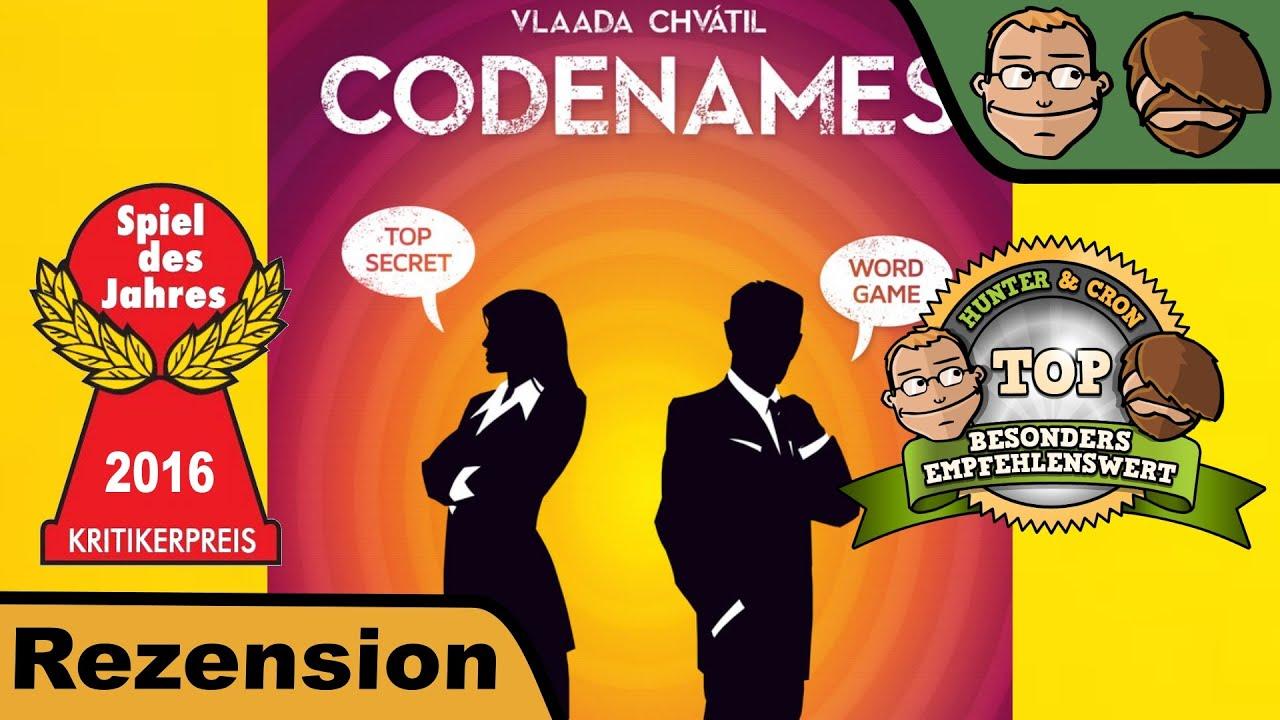 Code Names Spiel