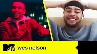 Wes Nelson Talks New Single See Nobody & How Love Island Helped Him With Confidence | MTV Music