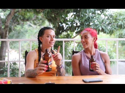 Ashley Horner & Hannah Eden Recap #AshleyRunsHaiti
