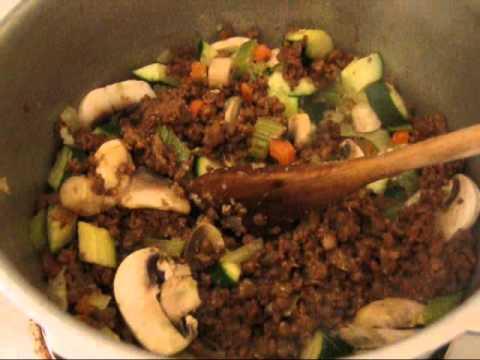 sauce-à-spag-végétarienne-et-québécoise,-super-simple!