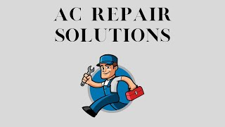 AC Repair Near Me  Free Consultation
