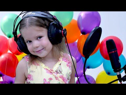 Шарики воздушные. Весёлая песня для детей. Премьера 2020.
