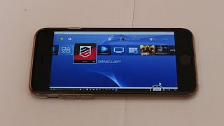 PS4 Remote Play on iPhone / iPad