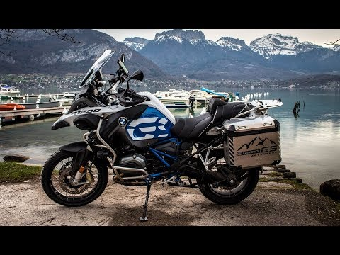 Bmw R1200gs Adventure Rallye 2018 Un Vaisseau Spatial Youtube