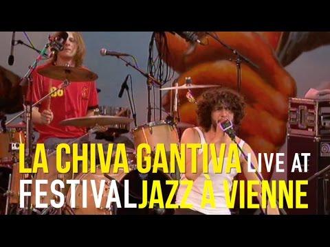 "La Chiva Gantiva - ""LA PECOSA""- Live @ Jazz à Vienne 2014"