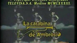 Gina Montes Baila en La Carabina de Ambrosio al tema de Quartz - Quartz  (1978)