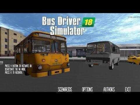 Bus Driver Simulator 18
