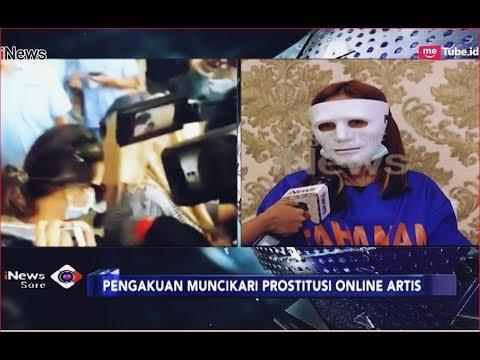 Dari Tarif 'LAYANAN' Artis VA Rp80 Juta, Mucikari Dapat 10 Persen - iNews Sore 10/01
