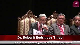 Tema:I Congreso Internacional de Derecho Penal