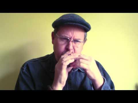 The LUCKY 13 Bass Blues Harmonica -Vid 2: NEWS & LICKS