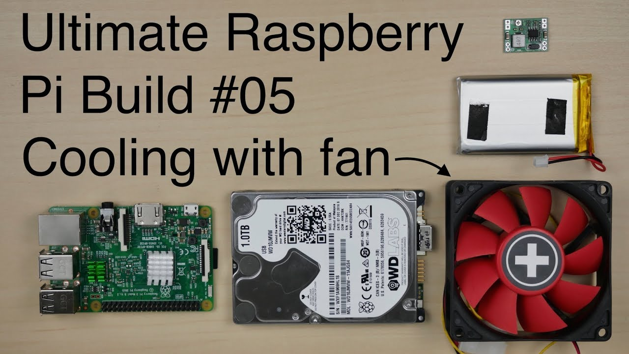 Raspberry Pi Fan Controller