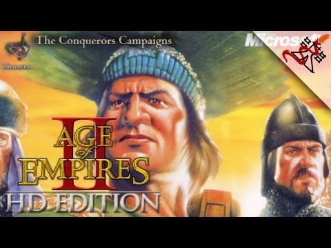 Age of Empires 2 - 5. The Catalaunian Fields | Attila the Hun [HD Edition/1080p]