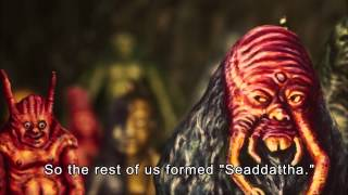 The Burning Buddha Man Trailer