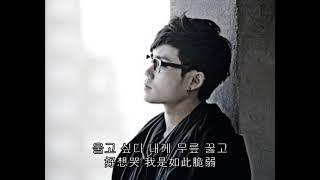 김범수(金范秀) - 보고싶다(想念妳)【中韓字幕】
