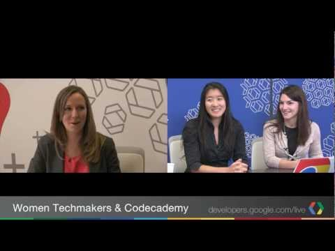 GDL Presents: Women Techmakers & Codecademy