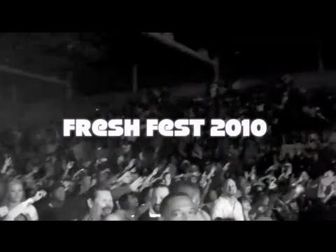 FRESH FEST 2010 in Houston, Texas - Reliant Arena - ALL STAR LINE-UP