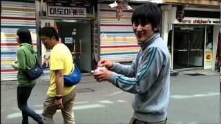 PWC韓国の番外編です。恐るべしポンテギ(蚕のさなぎ煮)