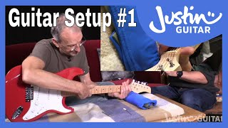 How To Setup Your Electric Guitar [1/10] Condition Report with Charlie Chandler