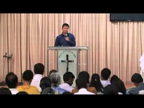 Nov 02, 2014 (Myanmar Service) Rev. Jimmy Khawng Sin