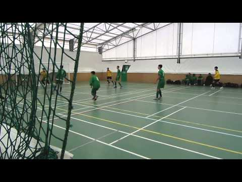University of Sheffield Futsal Club 1sts 3-2 Leeds Met Carnegie 1sts