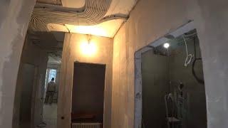 Черновой этап отделки квартиры | дом по реновации на Дмитровском шоссе