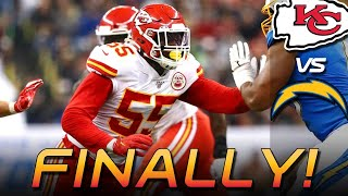 Chiefs finally play a complete game to beat Chargers - Q&A  |  Kansas City Chiefs news NFL