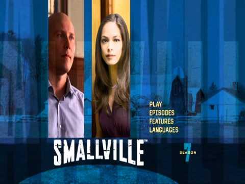 Download Smallville Season 7 DVD Menu Intro