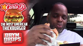 Carl's Jr The Most American Thickburger