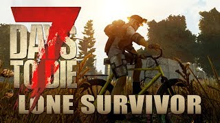 7 Days to Die #023 | Mountainbike Apokalypse | Alpha 17 Gameplay German Deutsch thumbnail