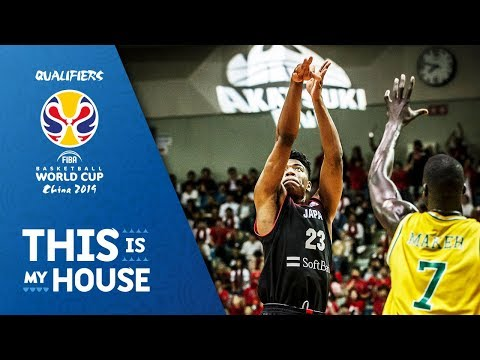 20-year-old Rui Hachimura's Game Highlights vs Australia (VIDEO) 24PTS, 7REBS