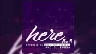 Snow Tha Product - Here (Remix)