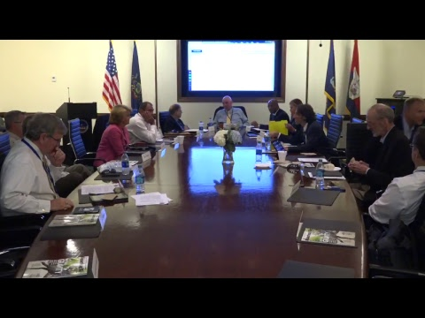 LNAA Board of Governors Meeting, August 8, 2017