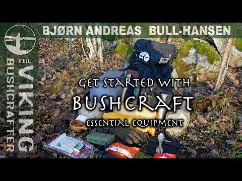 Get Started With Bushcraft   Bjørn Andreas Bull-Hansen   Vikings   Bushcraft
