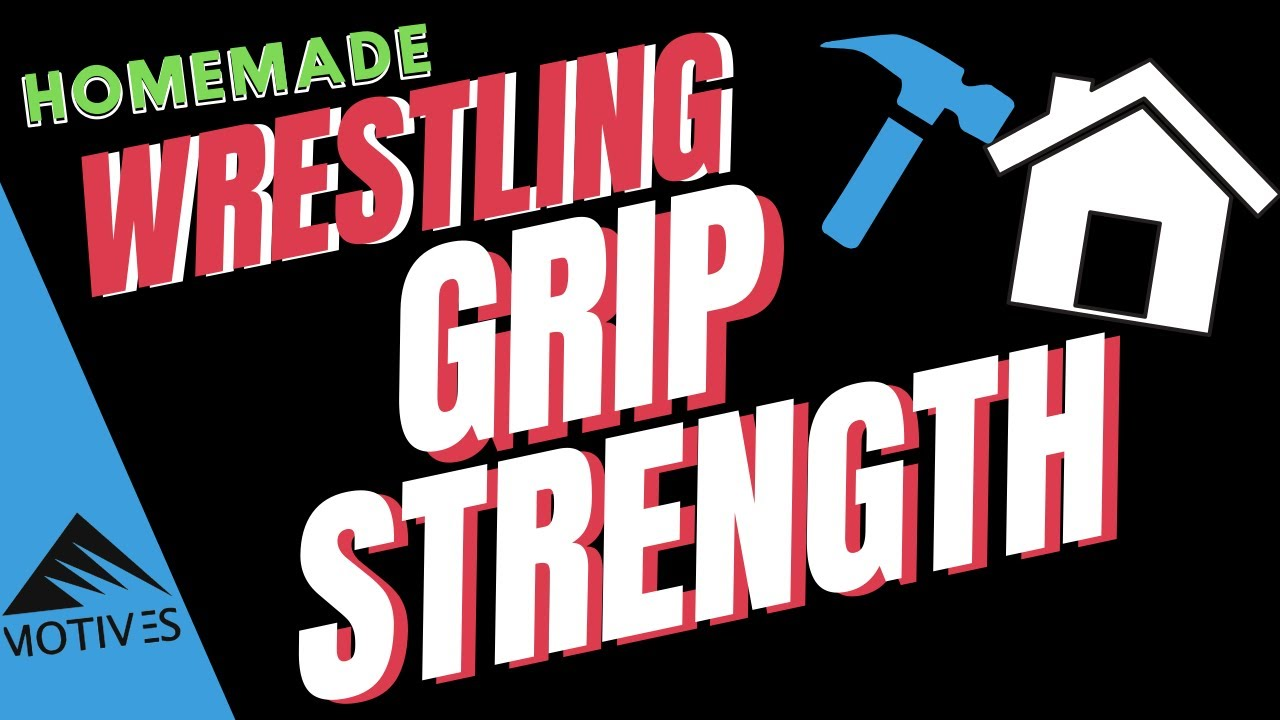 HOMEMADE GRIP STRENGTH
