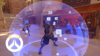 Symmetra Ability Overview | Overwatch
