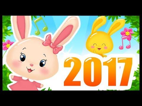 Les nouvelles chansons 2017 Titounis - Part 2 - Comptines pour les enfants