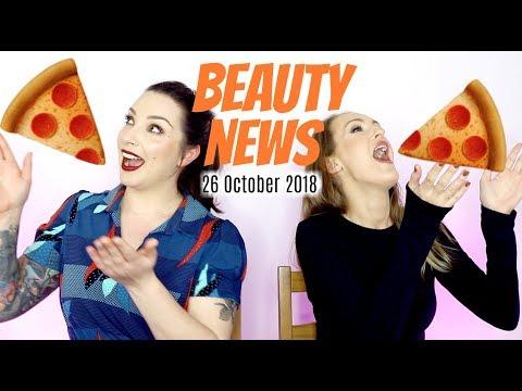 BEAUTY NEWS – 26 October 2018