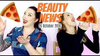 BEAUTY NEWS - 26 October 2018