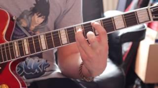 Ao No Lullaby Guitar cover~ Kuroneko Chelsea