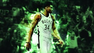 "Giannis Antetokounmpo Mix - ""Thotiana"" ft. Blue face"